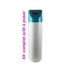 Le modèle d'adoucisseur d'eau Astral de 20 litres et 30 litres